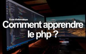 apprendre le php